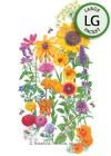 Flower Mix Save the Bees Seeds (LG)